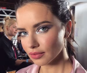 Adriana Lima, makeup, and model image