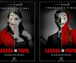 header, money heist, and la casa de papel image