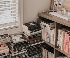 books, chill, and read image