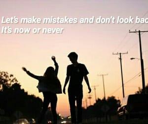 couple, Lyrics, and never image