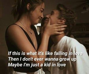 couple, lyric, and Lyrics image