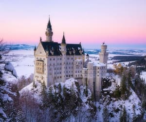 aesthetic, castle, and Dream image