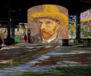 van gogh, art, and artist image