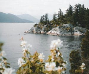 nature, travel, and lake image