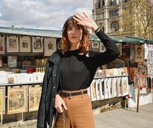 blogger, look, and Notre Dame de Paris image