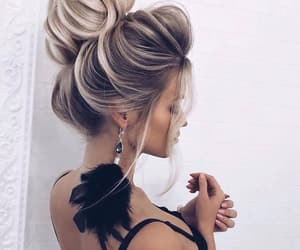 design, hair, and fashion image