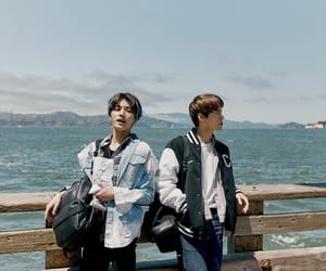 kpop, nct 127, and Pier 39 image