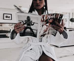 article, fashion, and music image