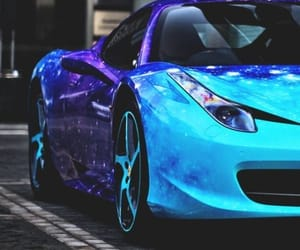 blue, cars, and colorful image