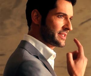 gif, lucifer morningstar, and tom ellis image