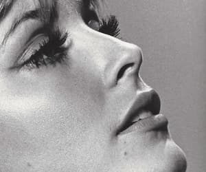 sharon tate, 1966, and black and white image