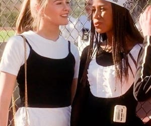 Clueless, 90's, and movie image