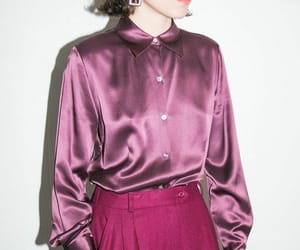 aesthetic, blouse, and fashion image