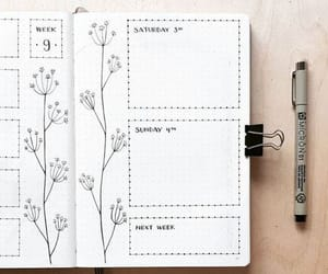 organization, planner, and school image