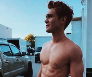 riverdale, kj apa, and Hot image