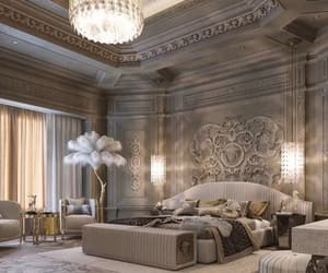 beautiful, bedroom ideas, and classy image