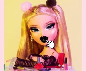 bratz, dolls, and makeup image