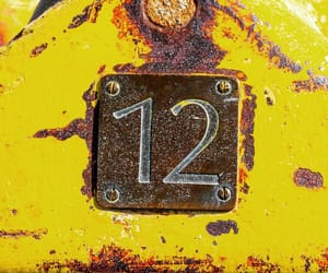 numbers, photography, and yellow image