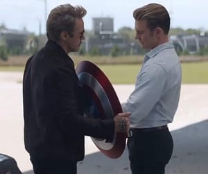 ironman, Marvel, and Avengers image