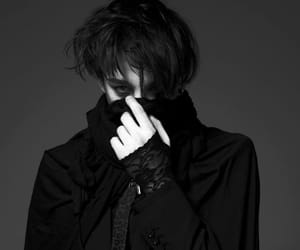 Ash Stymest, gothic, and hidden image