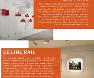 picture hanging kit, gallery hanging system, and cable hanging system image