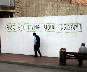 dreams and wall image