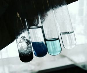 aesthetic, blue, and chemistry image