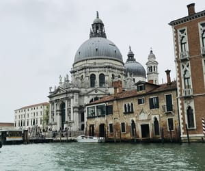 architecture, grand canal, and italy image