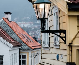 architecture, bergen, and Houses image
