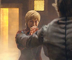 gif, tv show, and game of thrones image