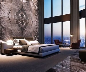 beautiful, hotel, and penthouse image
