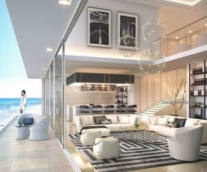 beach house, stress free, and beautiful image
