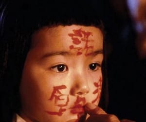 asia, asian, and child image