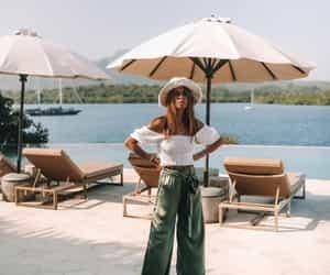 bali, beach, and blogger image