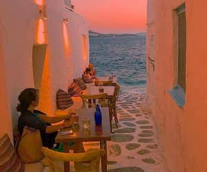 travel, Greece, and adventure image