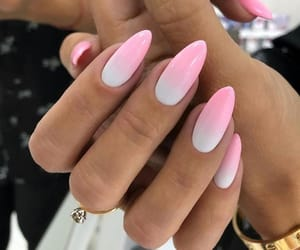 cool, manicure, and nails image