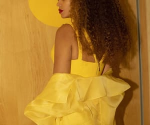 beyoncé, style, and yellow image