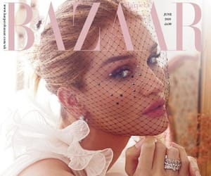 Harpers Bazaar, magazine, and rosie huntington whiteley image