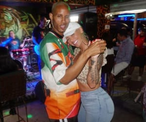 Amber Rose, couple, and goals image