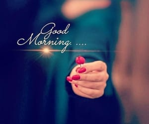 good morning and morning image