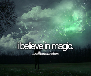 harry potter, and that's who i am, and magic image