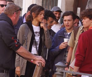mj, peter parker, and ffh image