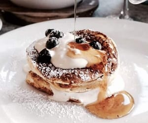 food, beautiful, and blueberry image