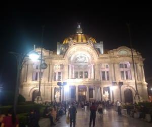 Noche, bellas artes, and méxico image