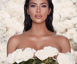 kim kardashian and beauty image