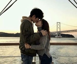 couple, korean, and aesthetic image
