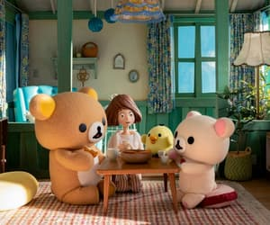 japan, rilakkuma, and series image