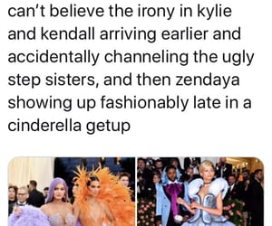 cinderella, funny, and kendall jenner image