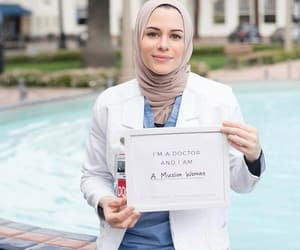 allah, arab, and doctor image