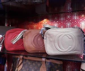 bags, gucci, and Louis Vuitton image